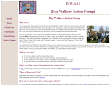 Tablet Preview of dwag.org.uk